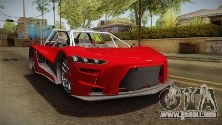 GTA 5 Hijak Ruston para GTA San Andreas