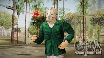 Friday The 13th - Jason v1 para GTA San Andreas
