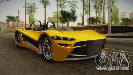 GTA 5 Hijak Ruston IVF para GTA San Andreas