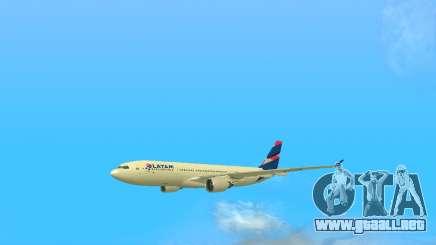 Airbus A330-200 LATAM Airlines para GTA San Andreas