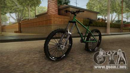 GTA 5 Scorcher para GTA San Andreas