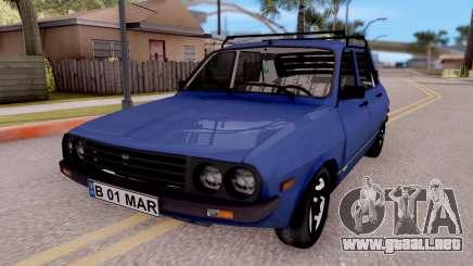 Dacia 1310 TX 1985 para GTA San Andreas