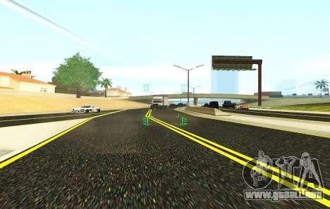 Una nueva visión para los rifles y las bazucas para GTA San Andreas quinta pantalla