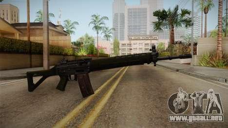 SIG SG-550 Assault Rifle para GTA San Andreas
