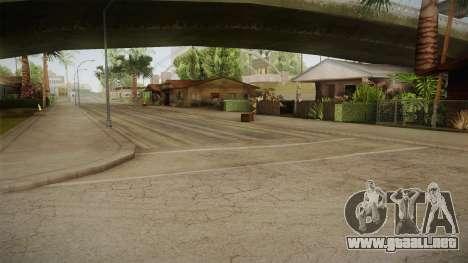 Grove Street Textures Edited para GTA San Andreas tercera pantalla