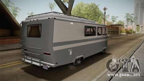 GTA 5 Zirconium Journey Cleaner IVF para la visión correcta GTA San Andreas