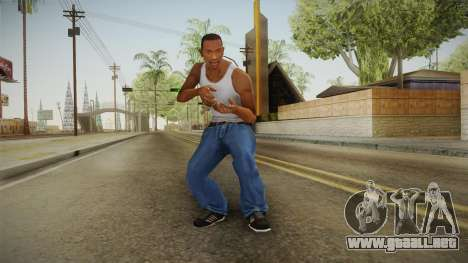 Military Animations 2016 para GTA San Andreas séptima pantalla