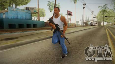 Military Animations 2016 para GTA San Andreas novena de pantalla