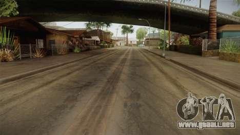 Grove Street Textures Edited para GTA San Andreas