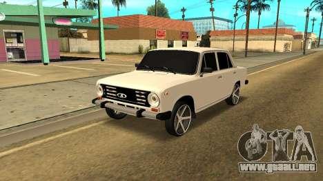 VAZ 2101 Tuning para GTA San Andreas