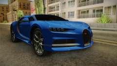Bugatti Chiron Spyder para GTA San Andreas