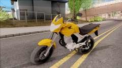 Honda Titan 150 Mix para GTA San Andreas