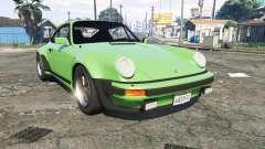 Porsche 911 Turbo 3.3 (930) 1982 [replace] para GTA 5