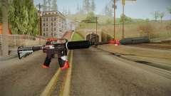 CS:GO - M4A1-S Cyrex para GTA San Andreas
