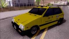 Chevrolet Sprint Taxi Colombiano para GTA San Andreas