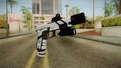 GTA 5 Gunrunning Pistol para GTA San Andreas