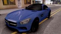 Brabus 700 Mercedes-AMG GT S para GTA San Andreas