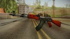 CF AK-47 v1 para GTA San Andreas