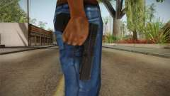 Glock 17 3 Dot Sight White para GTA San Andreas