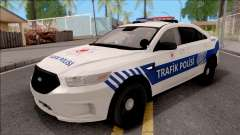 Ford Taurus Turkish Traffic Police para GTA San Andreas