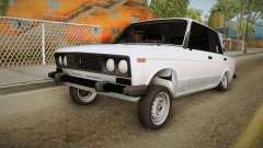 VAZ 2106 sedán para GTA San Andreas