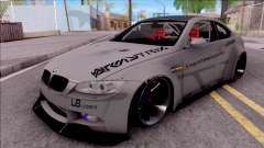 BMW M3 E92 Liberty Walk Performance 2013 para GTA San Andreas