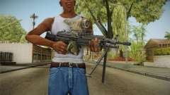 M249 Light Machine Gun v2 para GTA San Andreas