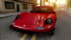Ferrari Dino 264 1969 para GTA San Andreas