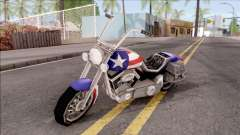 Liberty City Stories Angel para GTA San Andreas