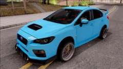 Subaru WRX STI 2017 Tuning para GTA San Andreas