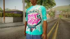 T-Shirt Me Traen El Horizonte para GTA San Andreas