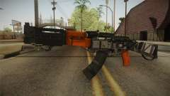 Volk Energy Assault Rifle v1 para GTA San Andreas