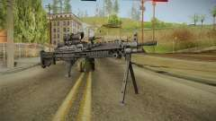 M249 Light Machine Gun v5 para GTA San Andreas