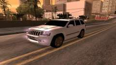 Jeep Grand Cherokee SRT8 Armenian para GTA San Andreas