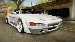 Infernus Rocket Bunny para GTA San Andreas