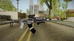 Call of Duty: Advance Warfare AK-12 para GTA San Andreas