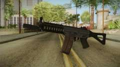 Battlefield 4 SG553 Assault Rifle para GTA San Andreas