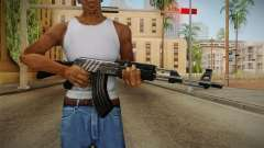 CF AK-47 v4 para GTA San Andreas