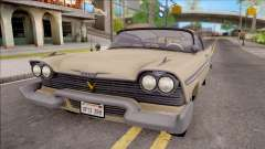 Plymouth Belvedere 1958 IVF para GTA San Andreas