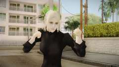 Female Black Sweater One Piece v2 para GTA San Andreas
