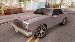 Stepfather Car from Bully para GTA San Andreas