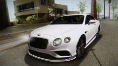 Bentley Continental SuperSport para GTA San Andreas