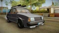 Skoda 120L para GTA San Andreas