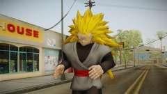DBX2 - Goku Black SSJ3 v2 para GTA San Andreas