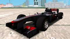 McLaren MP4-28 2013 para GTA San Andreas