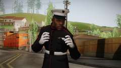 CoD: AW - Marine Dress Uniform Cormack para GTA San Andreas