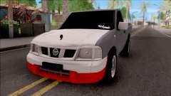Nissan Ddsen 2016 para GTA San Andreas