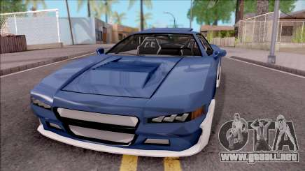 BlueRay's Infernus Pulse + para GTA San Andreas