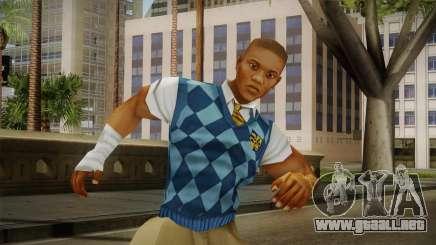 Chad from Bully Scholarship para GTA San Andreas