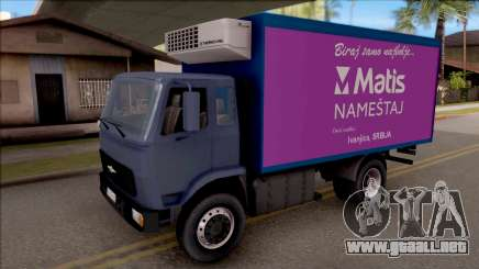 FAP Matis Nameštaj Kamion para GTA San Andreas